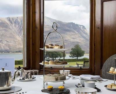Afternoon Tea at The Torridon